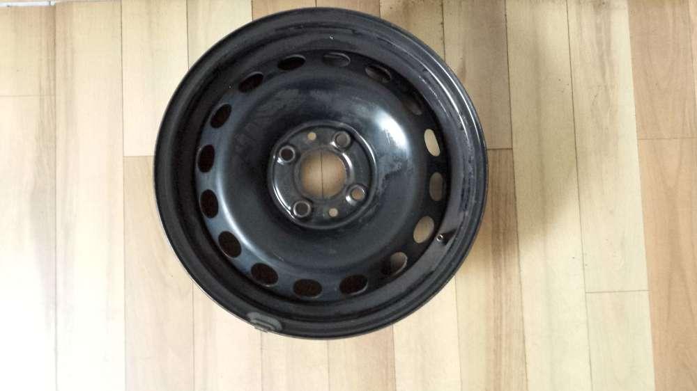 1 x Stahlfelgen für Fiat Punto  5,5J x14H2   ET35  FL514018  4Loch