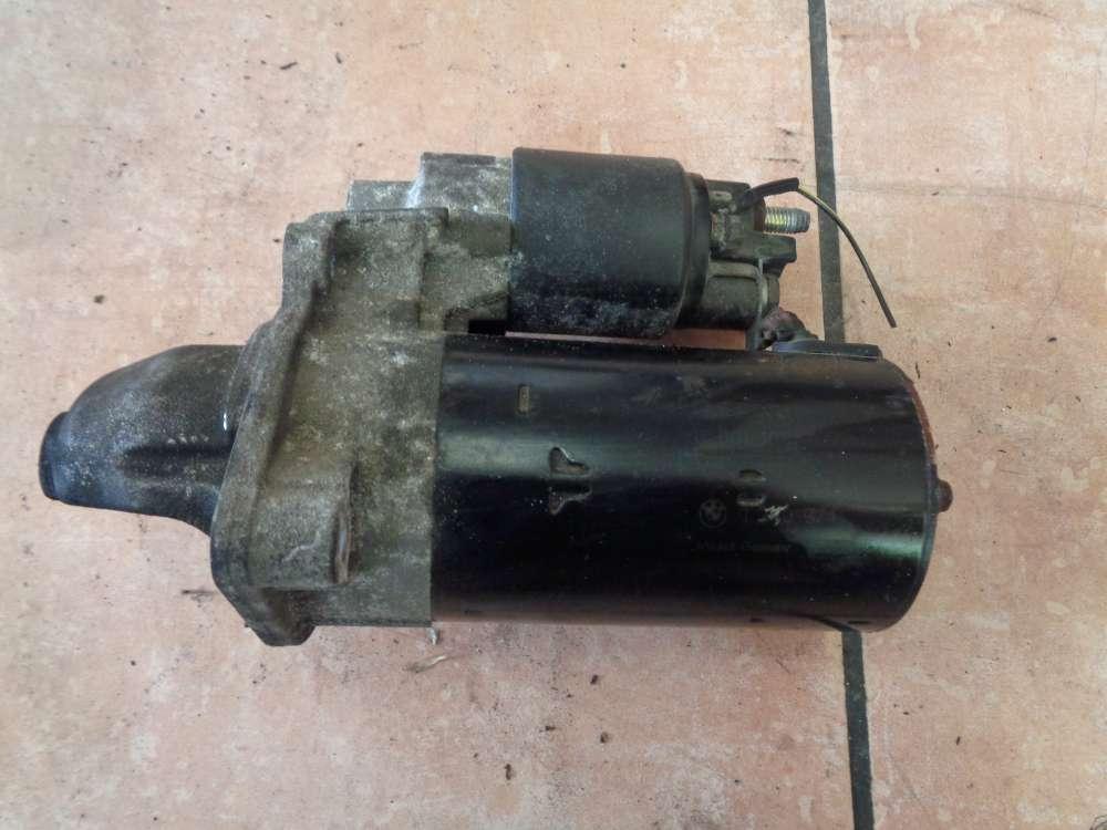 BMW 318i E46 Bj:2000 Anlasser Starter Bosch 0001108157 1740374