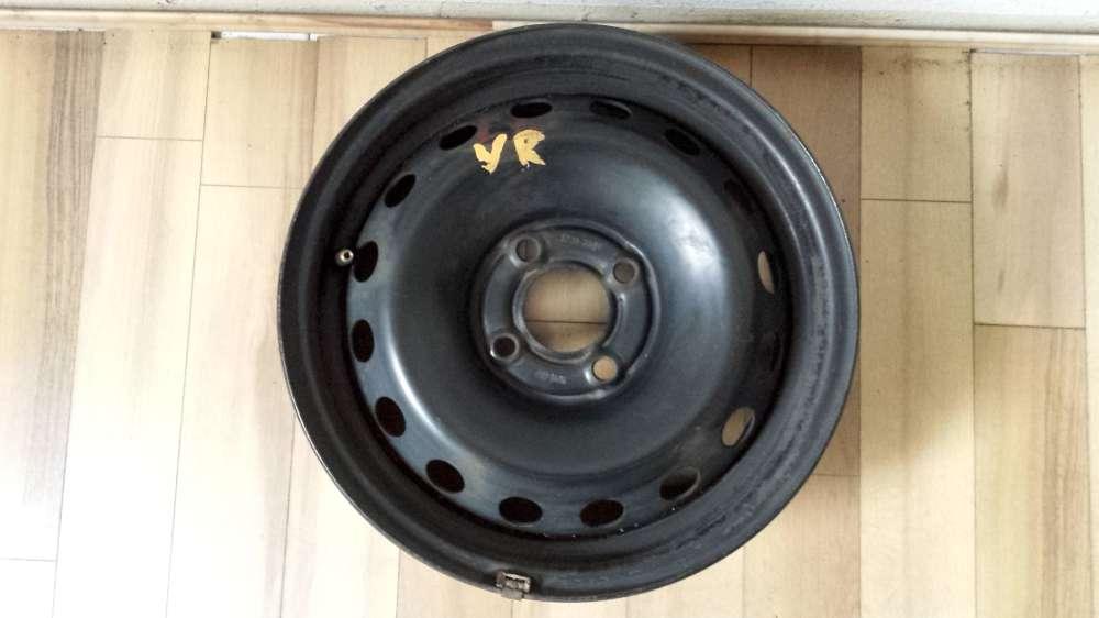 1 x Sahlfelge für Renault Clio und Megane  5.5Jx14FH  ET 36  1010467