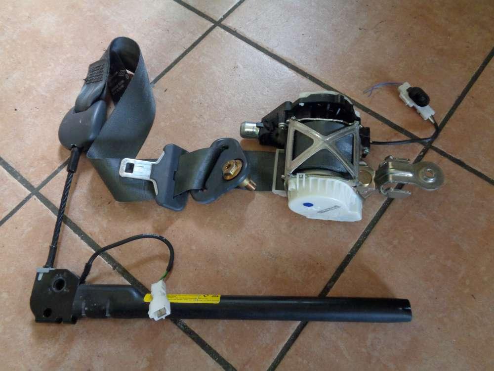 Renault Clio 3 Bj:2006 Gurtstraffer Sicherheitsgurt Gurt Vorne Rechts 33056054