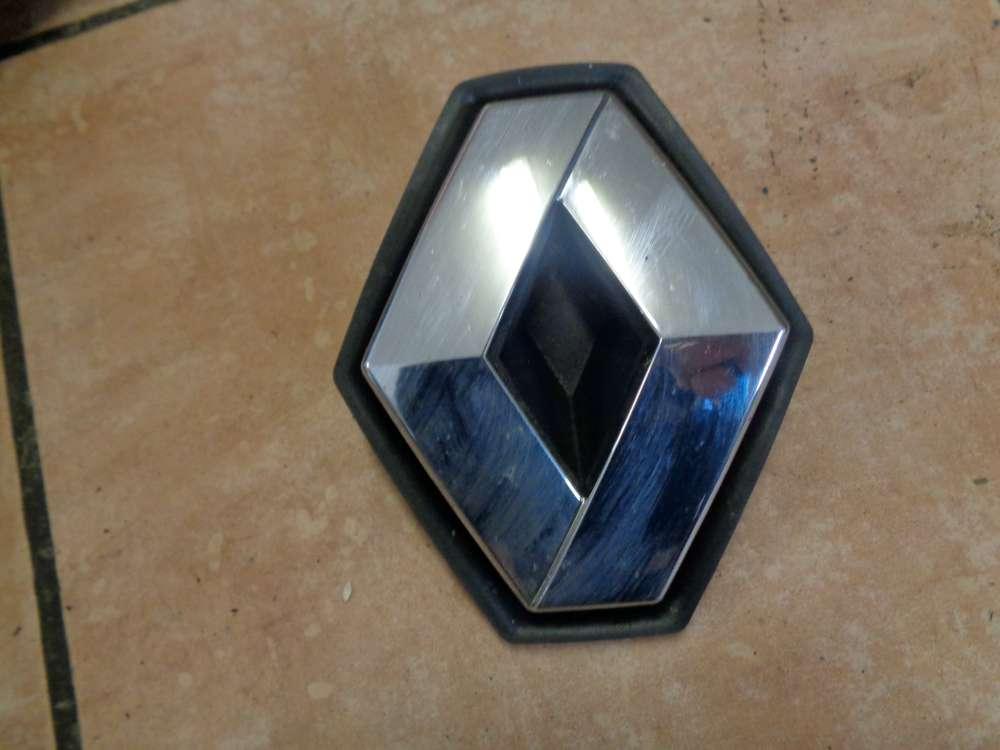 Renault Clio Emblem Chrom Vorne 8200259267