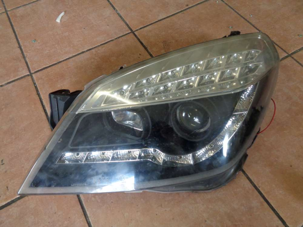 Opel Astra H Scheinwerfer LED Links