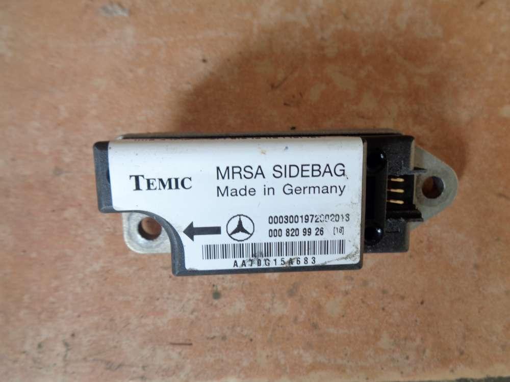 Mercedes W202 C-Klasse C180 Steuergerät Relais Sidebag 0008209926