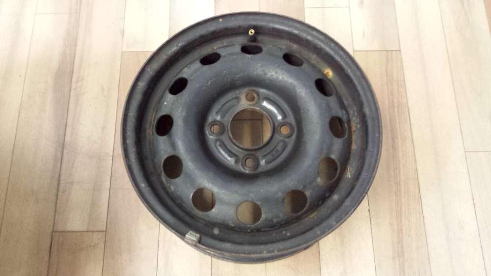 1 x Stahlfelge für Ford Fiesta , Focus, Mondeo   5,5Jx14   ET47,5  -  4 Loch