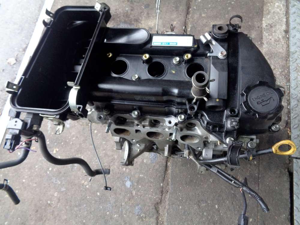 Peugeot 107 1L Bj:2009 Motor  1KR-B52  93822KM  11210-00010