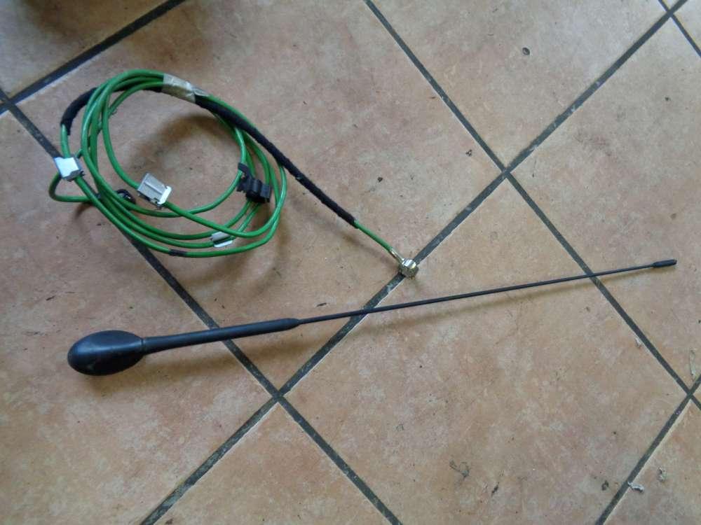 Ford Fiesta VI JA8 Bj:2010 Antennefuß  Dachantenne mit Kabel 8A6T-18812-AE