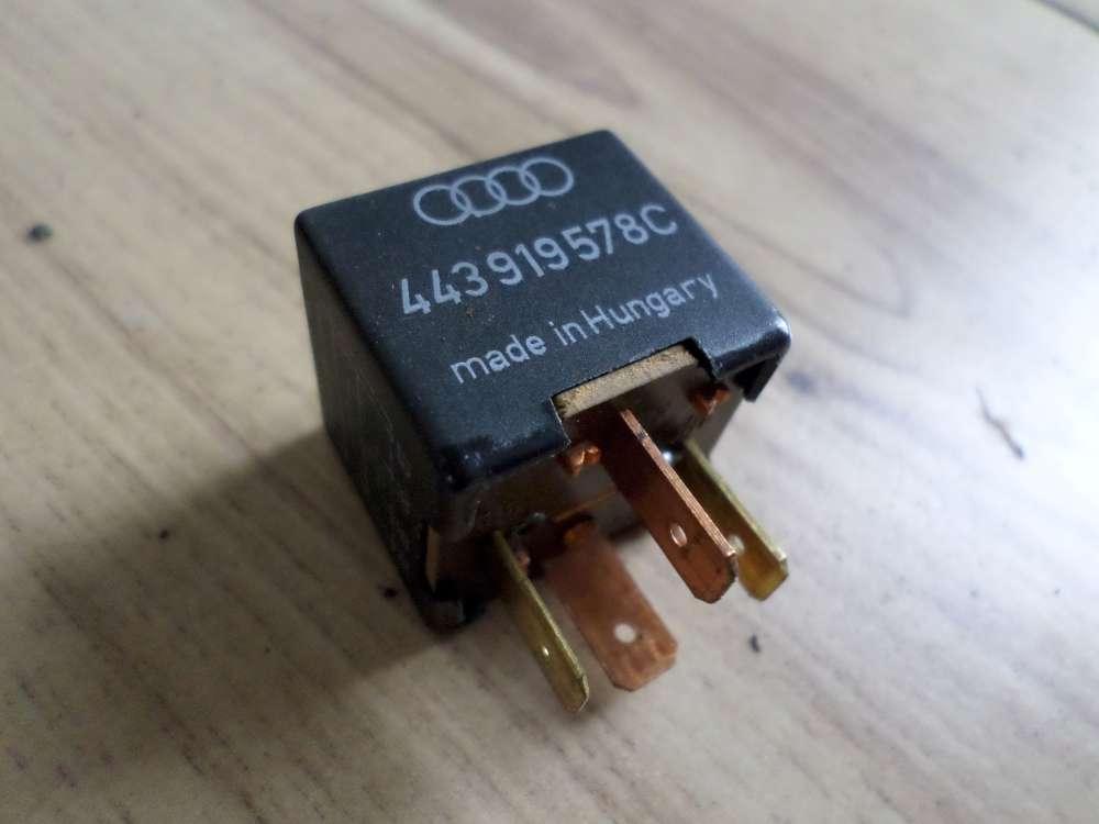 Orginal Relais Nr. 267 Steuergerät Magnetkupplung Klima 443919578C Audi A4