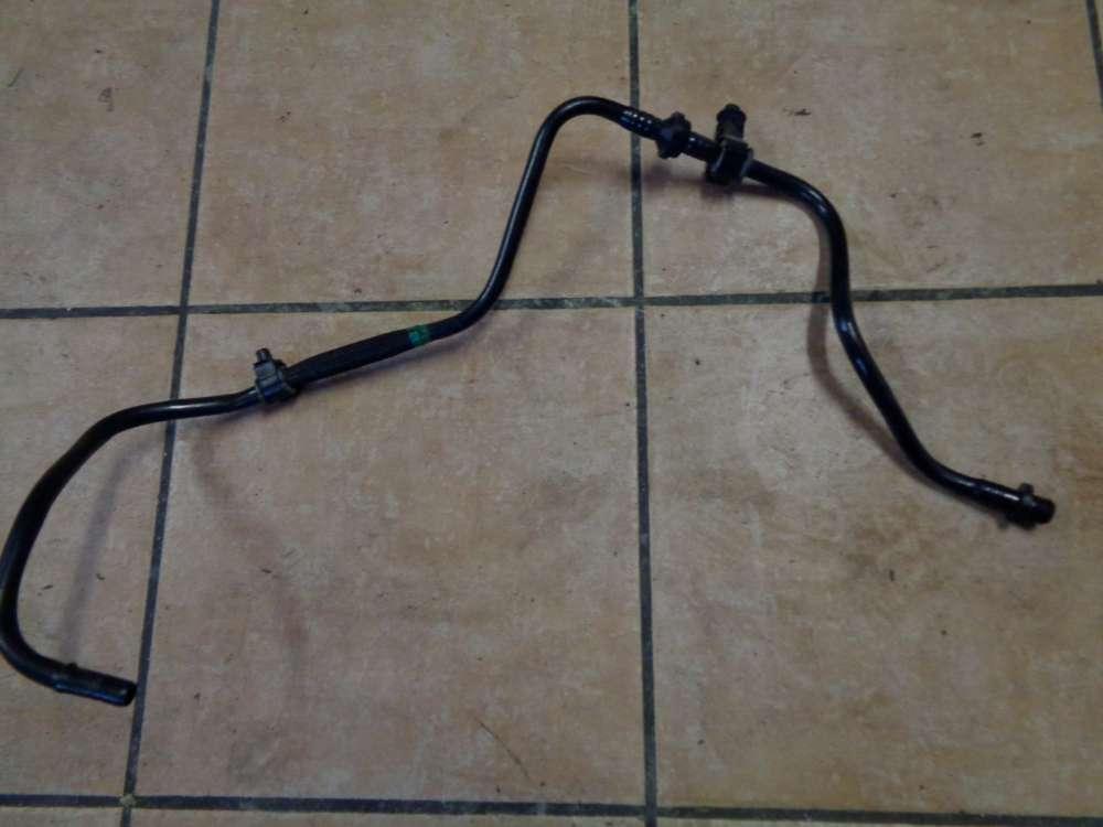 Ford Fiesta VI JA8 Bj:2010 Kraftstoffleitung Rohr Schlauch Leitung
