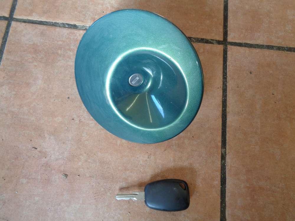 Renault Kangoo KC Bj:2007 Tankverschluss Tankdeckel 8200335370 grün Farbcod : D96