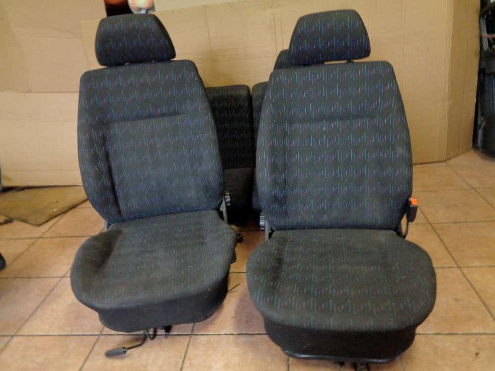 VW Golf 3 Ab:1992-1998 Sitze Vorne Rechts / Links  Stoffsitze