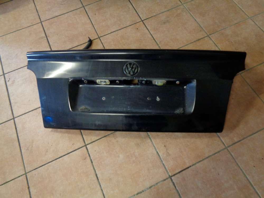 VW Golf 3 Cabrio Bj:1995 Heckklappe Kofferraumklappe Schwarz