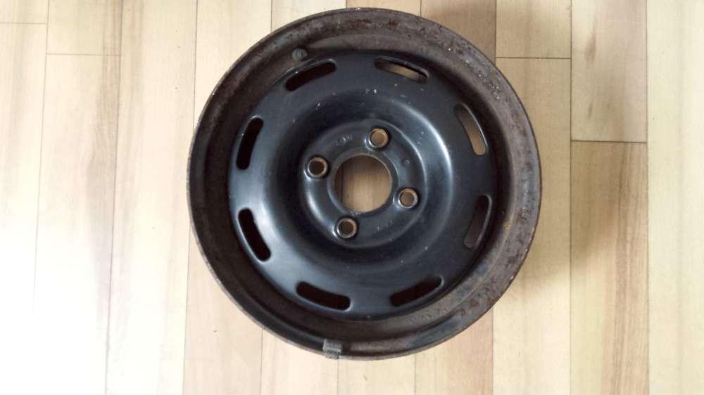 1 x Stahlfelge für Renault Clio  4.4Jx13  ET:36  4 Loch