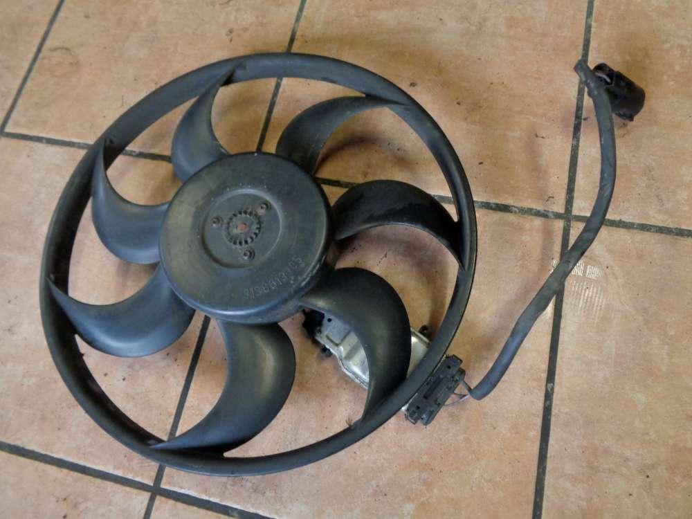 Ford Focus AD3 Bj:2008 Kühlerlüfter mit Kühlergebläsemotor 3136613305 1137328558
