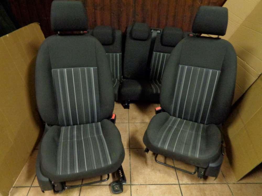 Ford Focus DA3 Kombi Bj:2008 Sitze Innenausstattung Komplett Stoff