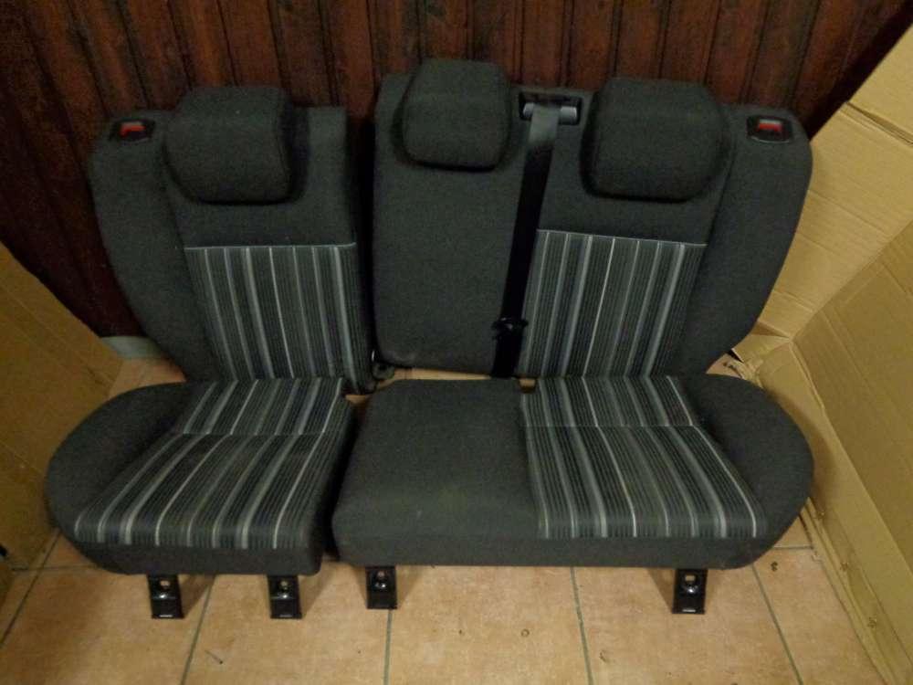 Ford Focus DA3 Kombi Bj:2008 Sitze Rücksitz Rückbank grau Stoff