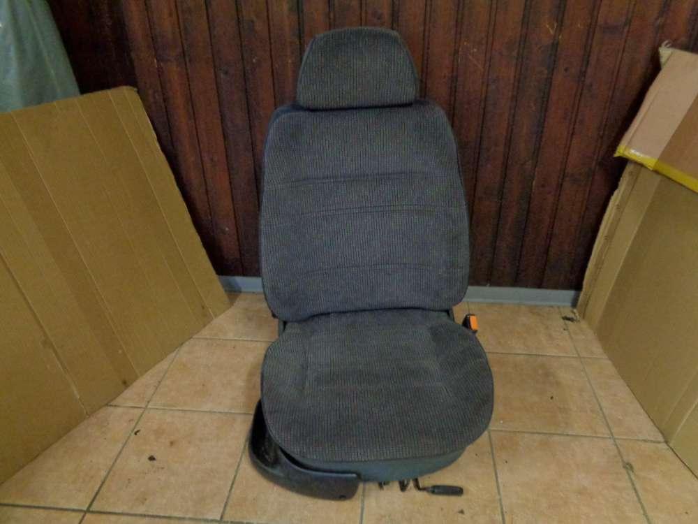 VW Golf 3 Vento Sitze Beifahrersitz Vorne Rechts Stoff