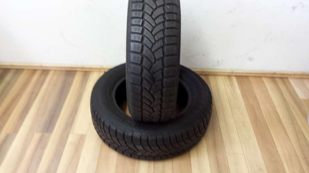 2 x Winterreifen Bridgestone  215/65 R16 C109-107R   M+S