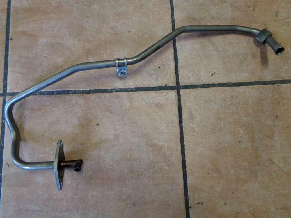 Mazda 3 BK 1.6i Bj:2004 Abgasrückführung Rohr Leitung AGR Ventil