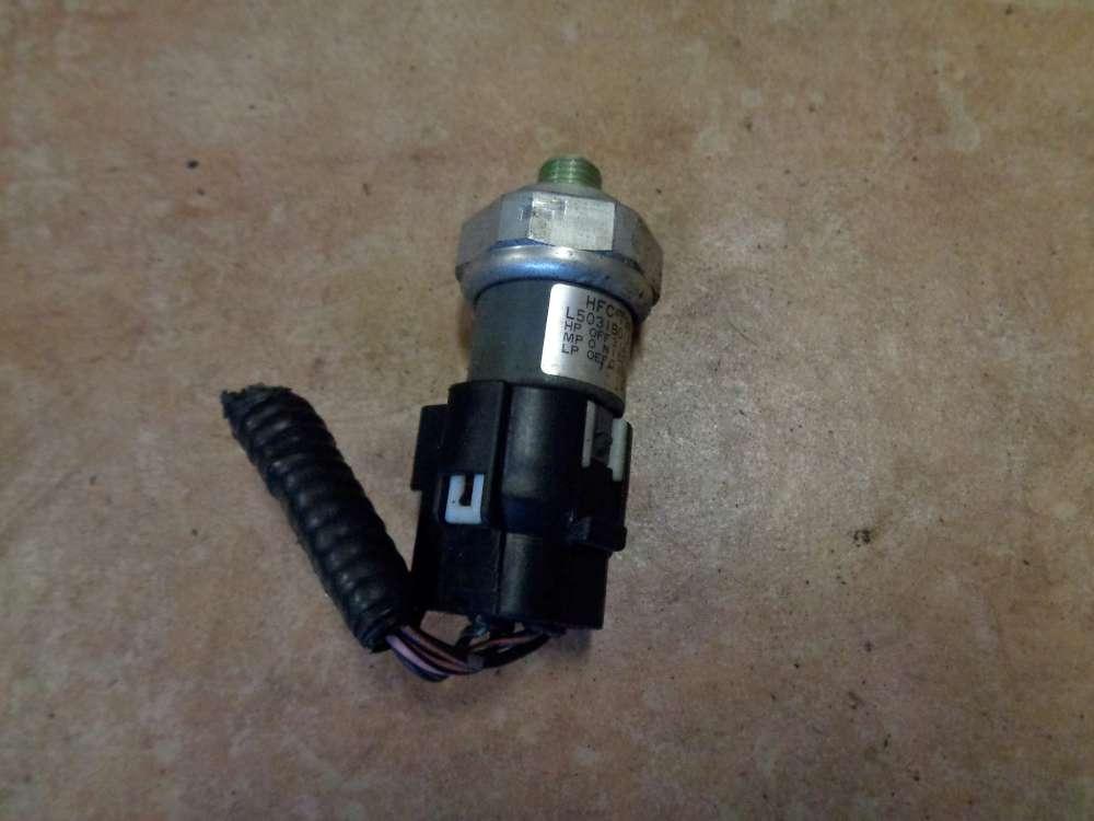Mazda 3 BK 1.6i Bj:2004 Drucksensor Klimasensor L5031B01A-05