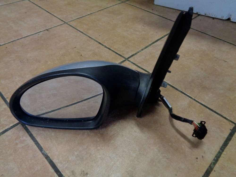 Seat Altea 5P Bj:2007 Elektrischer Außenspiegel Spiegel Links silber Farbecode : LS7Y