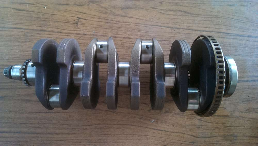 AUDI A4 (8E_, 8E2, B6) 2,0T,VW Passat Kurbelwelle ALT  050105189B