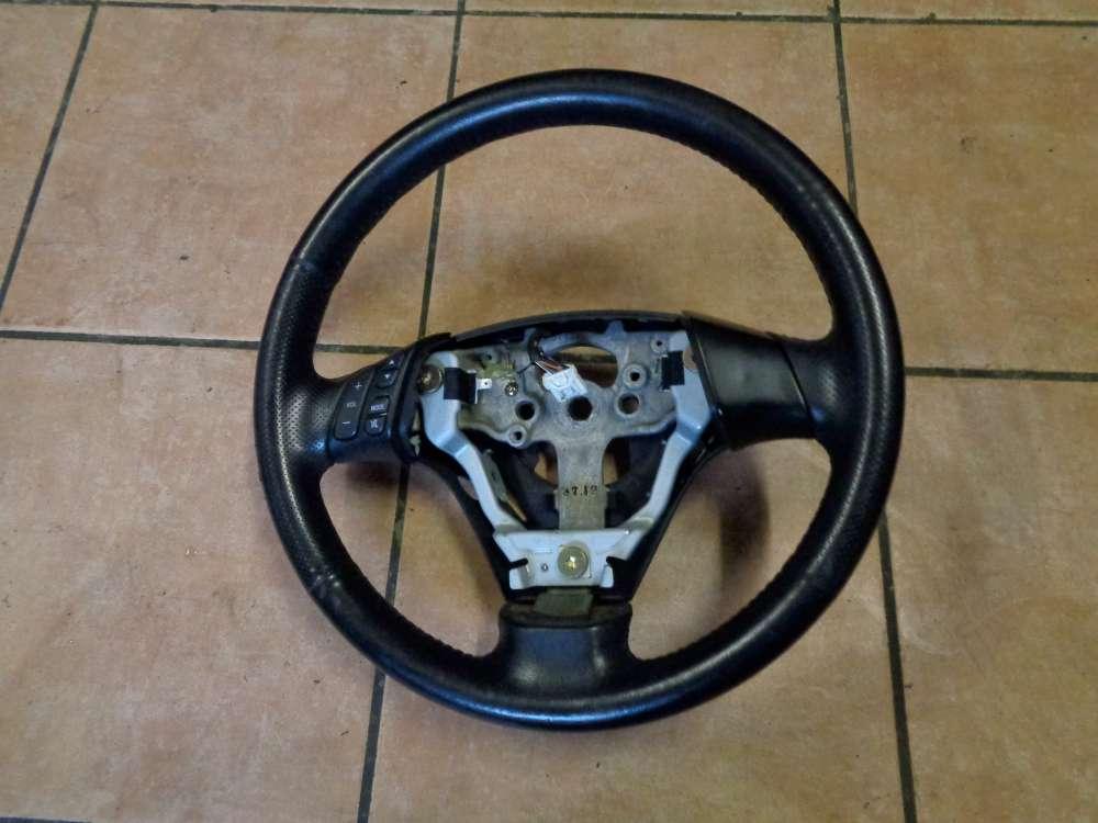 Mazda 3 BK 1.6i Bj:2004 Original lenkrad leder multifunktionslenkrad schalter ohne SRS