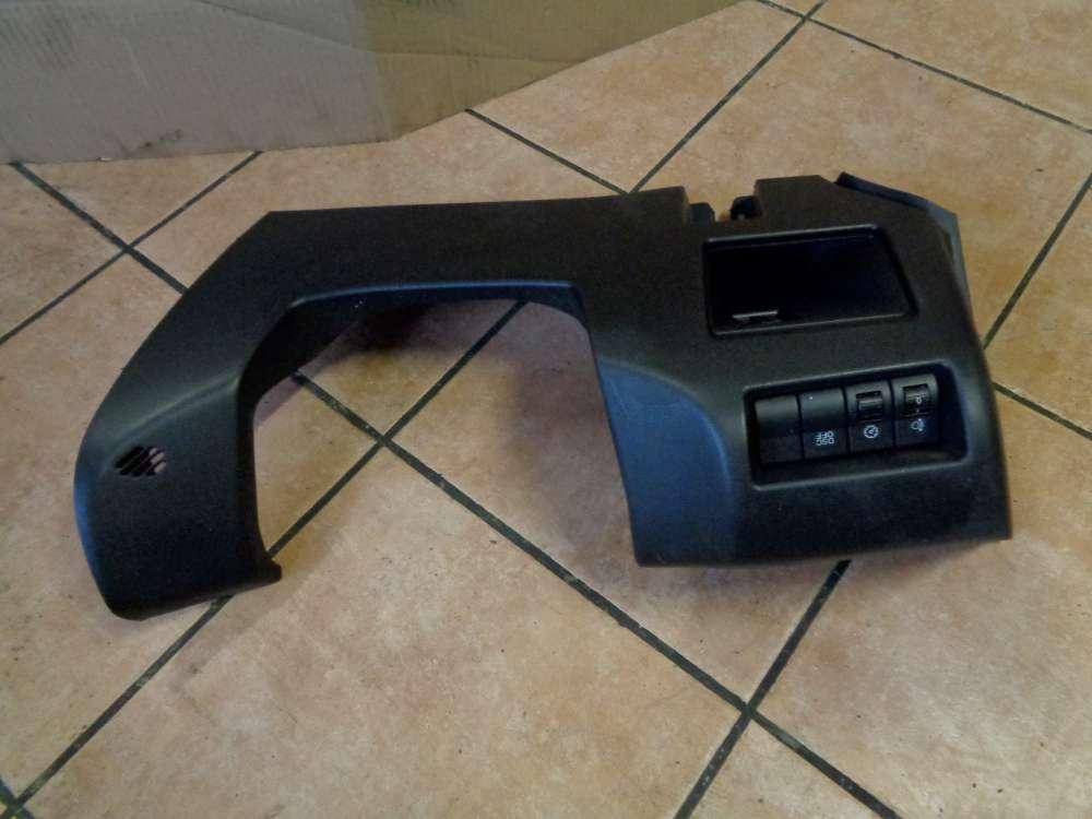 Mazda 3 BK 1.6i Bj:2004 Blende Abdeckung Verkleidung Schalttafel Armaturenbrett unten Links BP4K64281