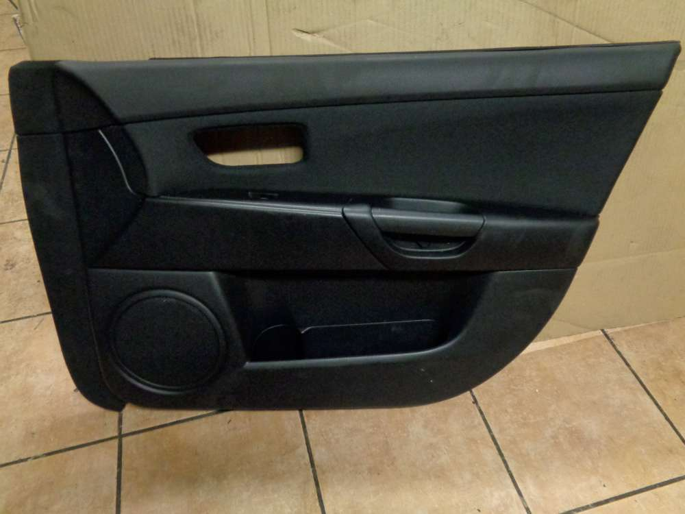 Mazda 3 BK Türverkleidung Türpappe Vorne Rechts