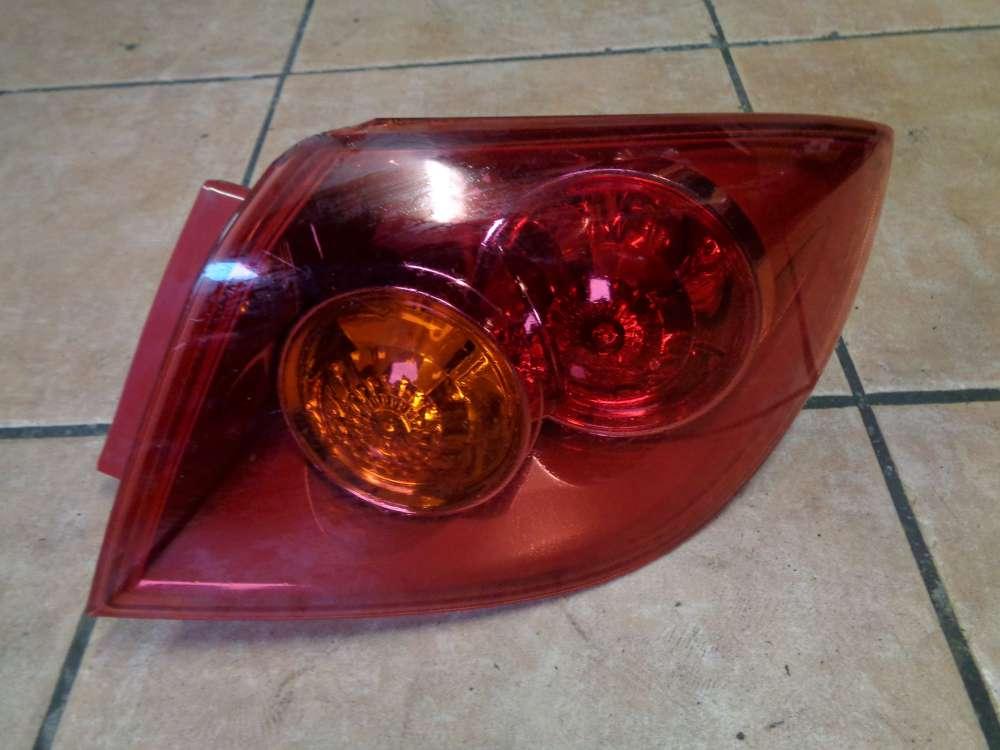 Mazda 3 BK Rückleuchte Heckleuchte Rechts P2912