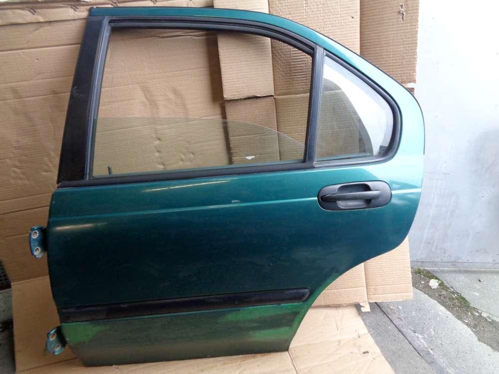 Honda  Civic Limousine Bj.1995-2000 Tür Hinten Links Grün