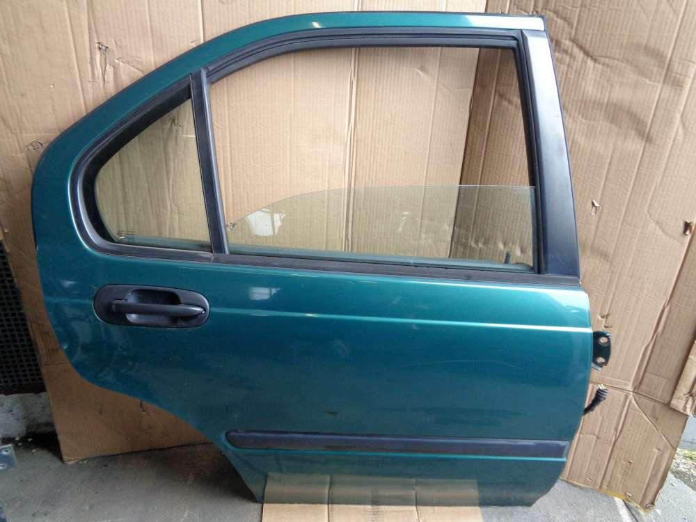 Honda Civic Limousine Bj.1995-2000 Tür Hinten Rechts Grün