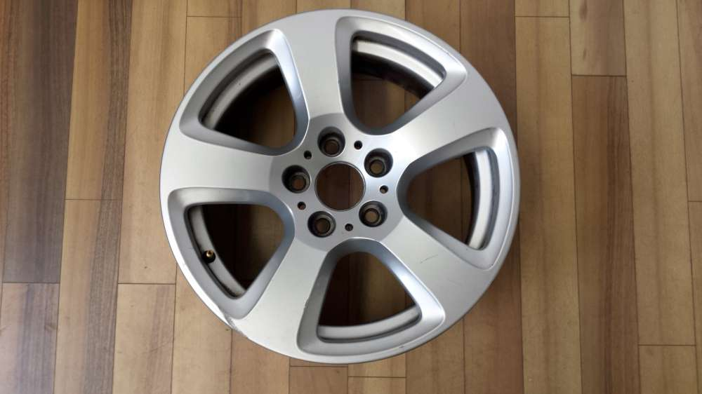1 x Alufelge Original für BMW  7.5J x 17EH2  SI: 20