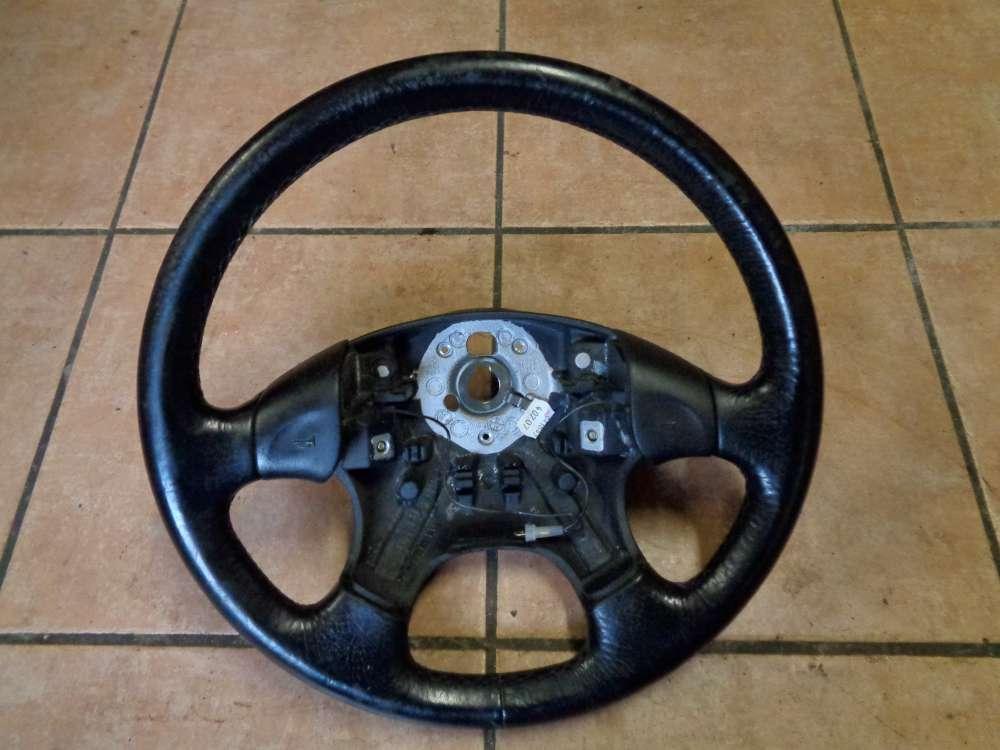 VW Golf III Leder Lenkrad 1H0419091AF