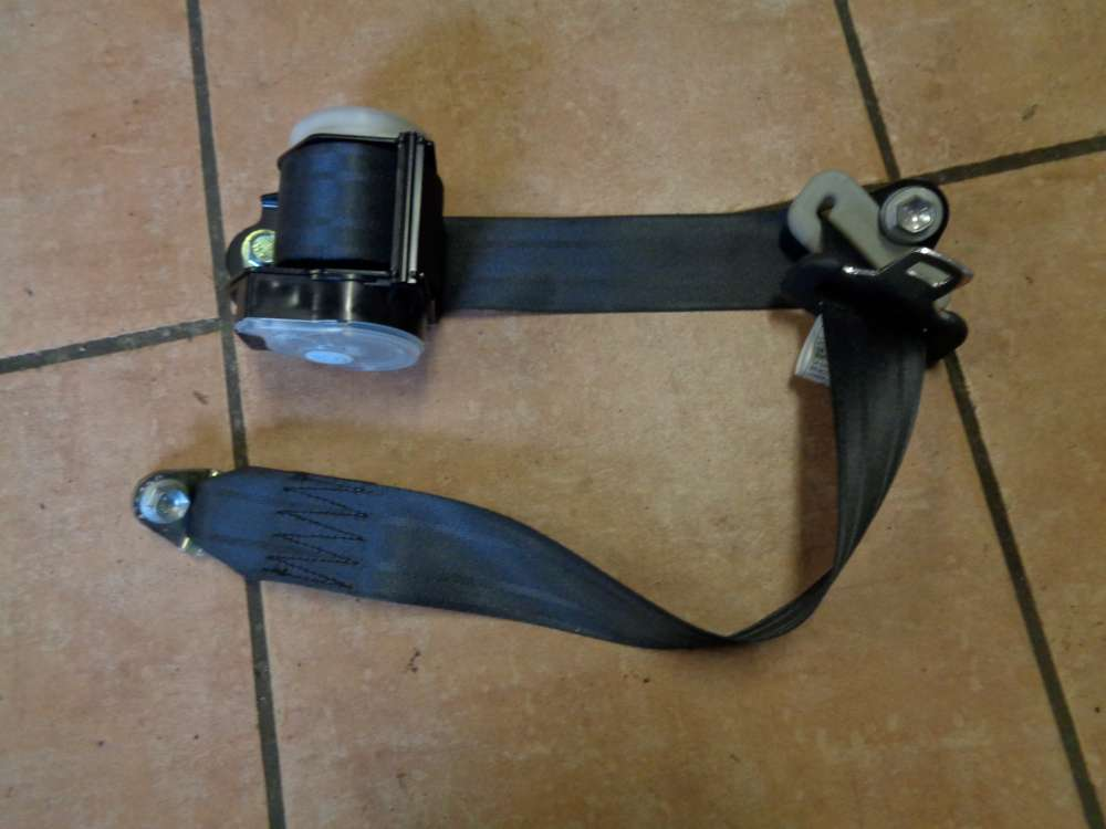 Daihatsu Sirion M3 Bj:2009 Sicherheitsgurt Gurt Hinten Links D8610TL