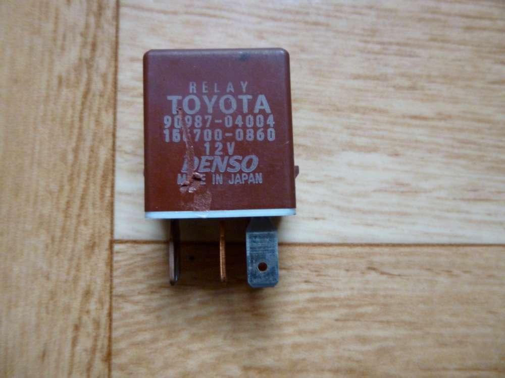 Toyota Yaris Relais  Picnic 90987-04004