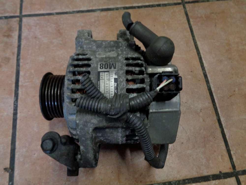 Daihatsu Sirion M3 Bj:2009 Lichtmaschine Generator 27060-B1080