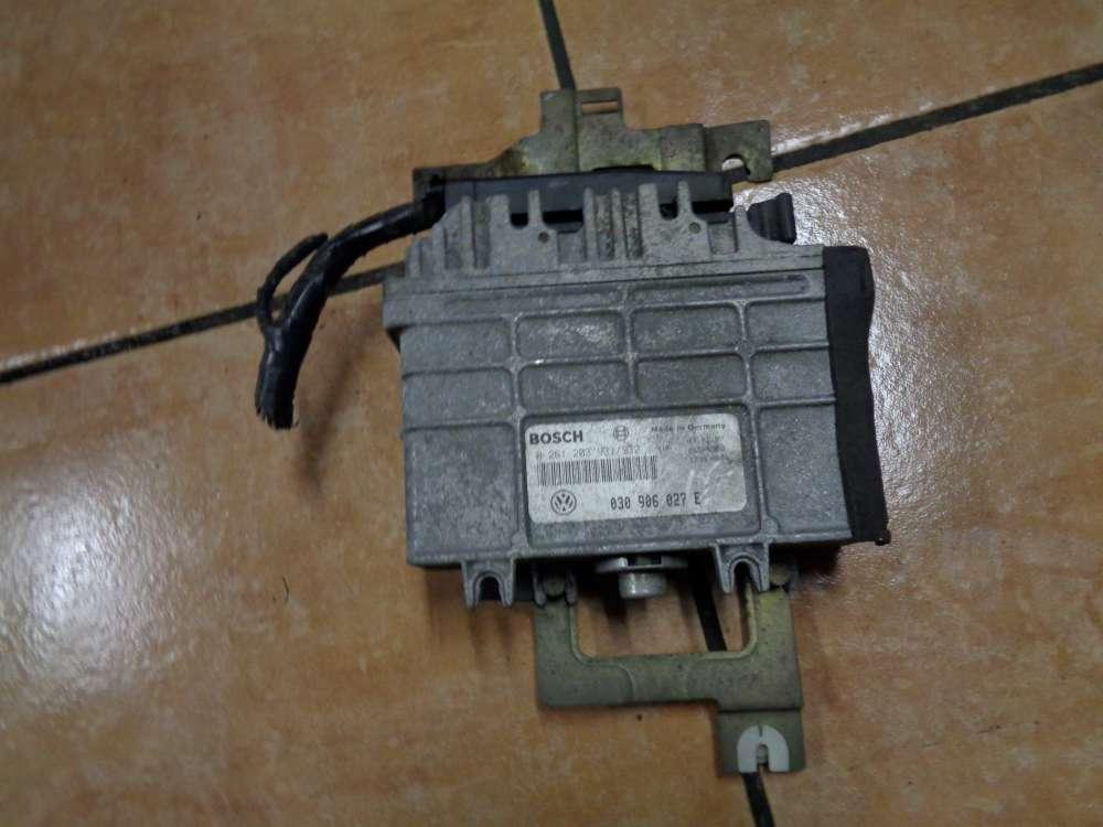 VW Polo 6N Bj:1997 Steuergerät Motorsteuergerät Bosch 0261203931/932   030906027E