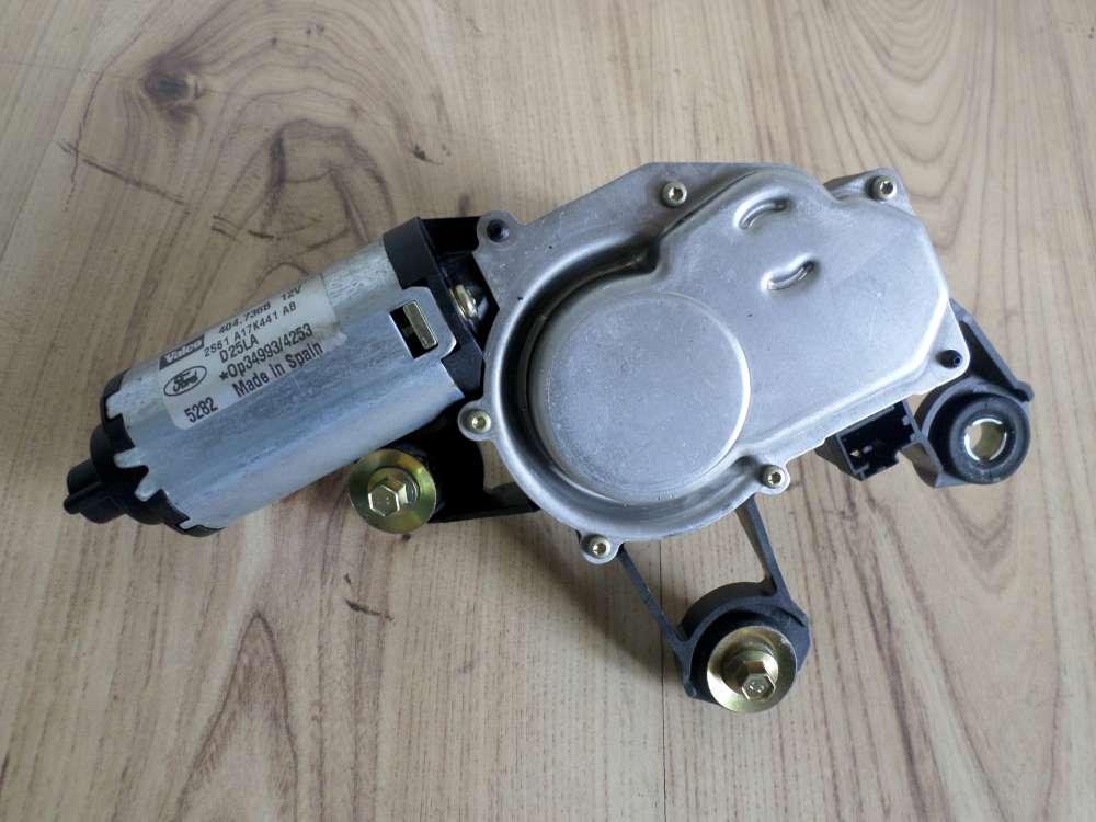 Original Ford Fiesta Bj.2002 Wischermotor Scheibenwischermotor Hinten 2S61A17K441AB - 404736B