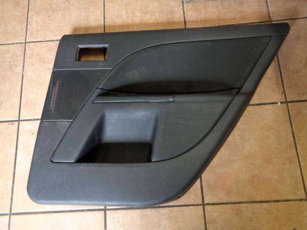 Ford Mondeo III Kombi Bj 2007 Türverkleidung Hinten Rechts 4S71F27406