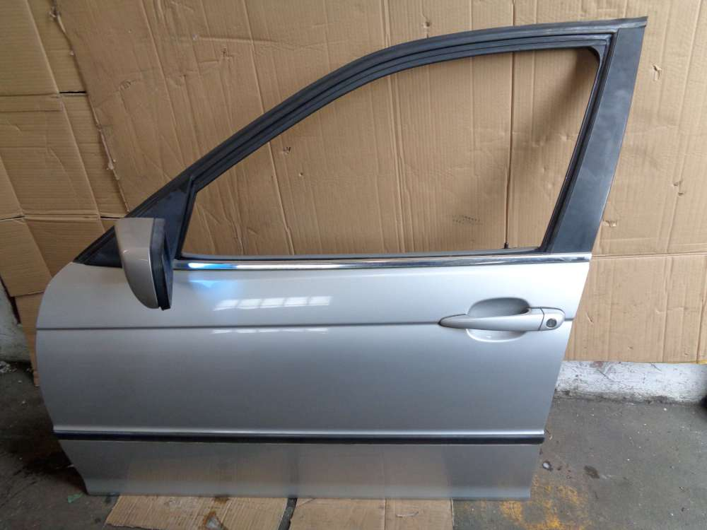 BMW 320i  E46 ab-1998...2004 Kombi Tür Vorne Links silber Farbecod:354