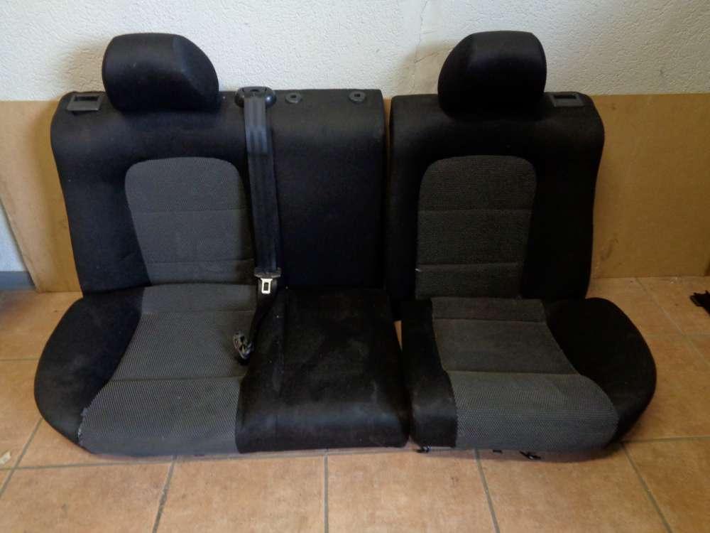 Seat Leon 1M Bj:2000 Sitze Rücksitzbank Stoff