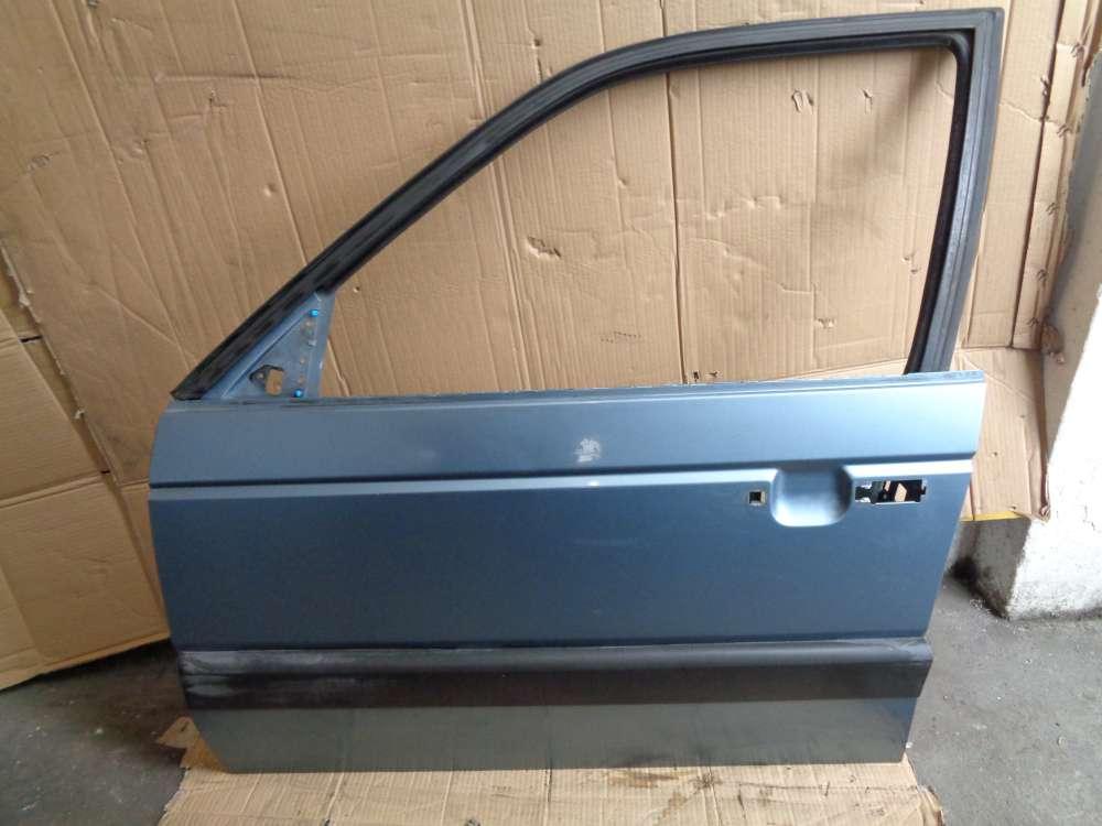 VW Passat 35i Tür Vorne Links Blau