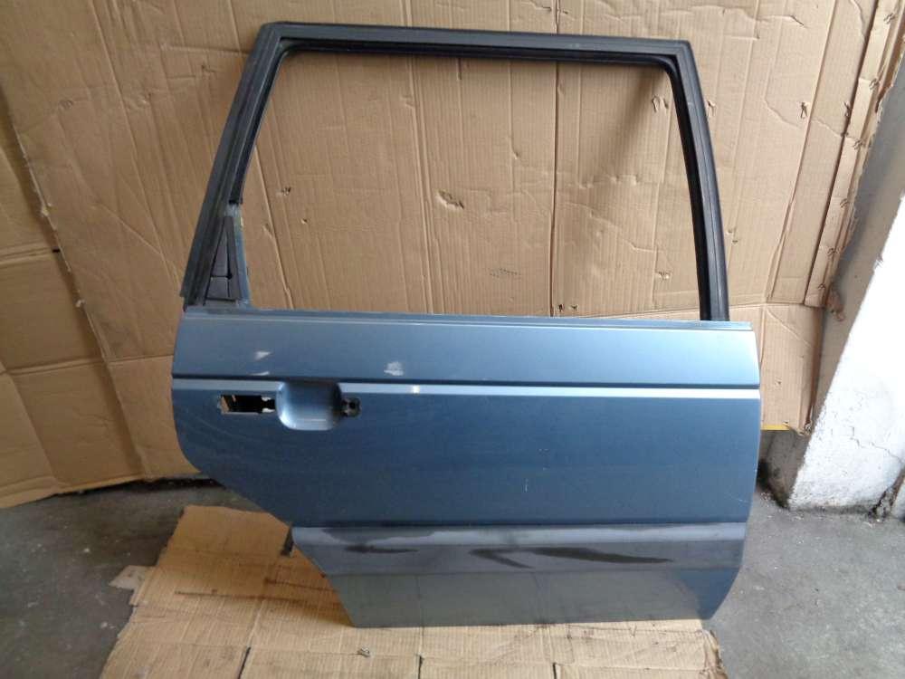 VW Passat 35i Tür Hinten Rechts Blau