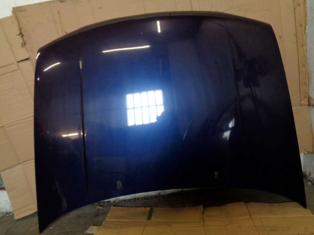 VW Golf III Bj:1997 3Türer Motorhaube Blau Farbcode: LC5L