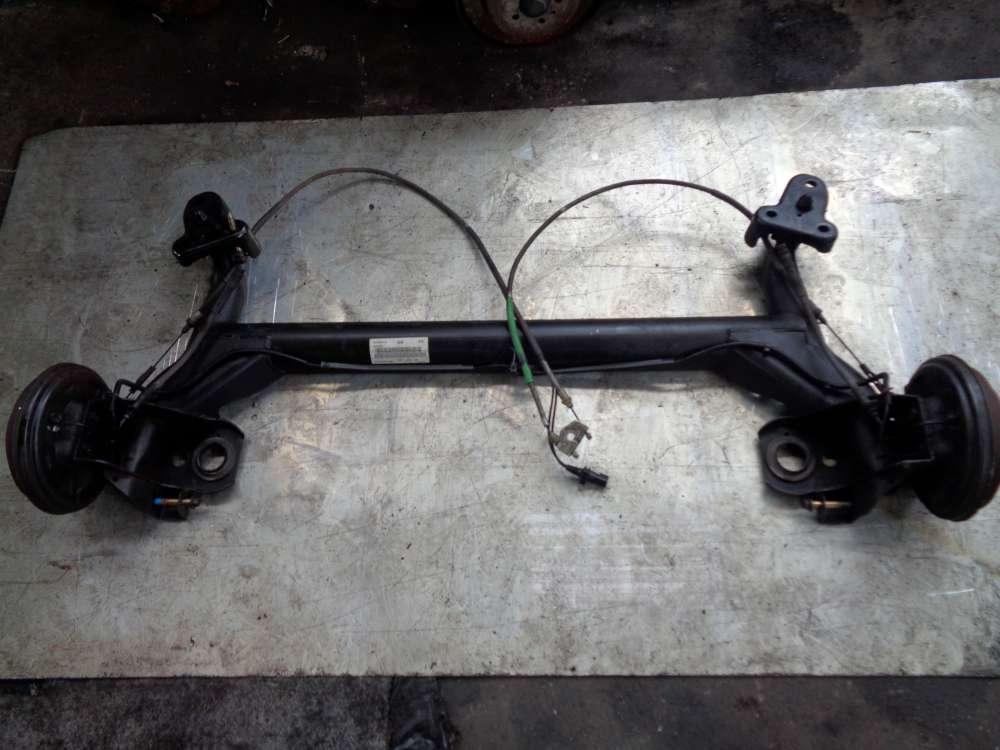 Ford Fusion Hinterachse Achse Achsträger Hinten 2N11-5K574-EN