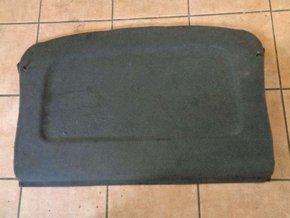 Seat Leon 1M Hutablage Laderaumabdeckung grau