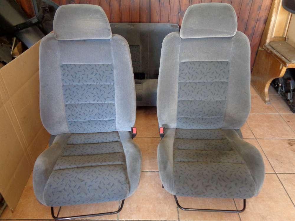 Honda Civic Limousine Bj.1995-2000 Sitze Innenausstattung Komplett Stoff