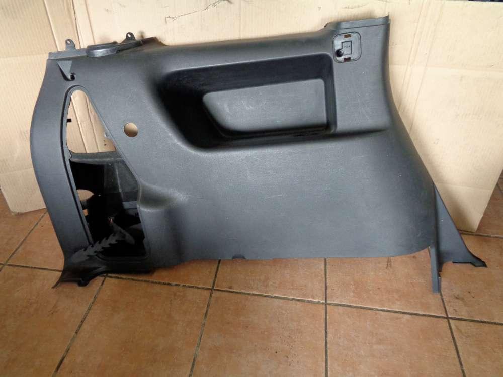 Opel Zafira A Seitenverkleidung Kofferraum Hinten Links GM 90580303