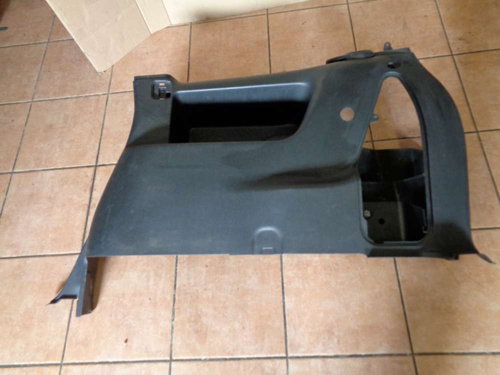 Opel Zafira A Bj:2001 Seitenverkleidung Kofferraum Hinten Rechts GM 90580304