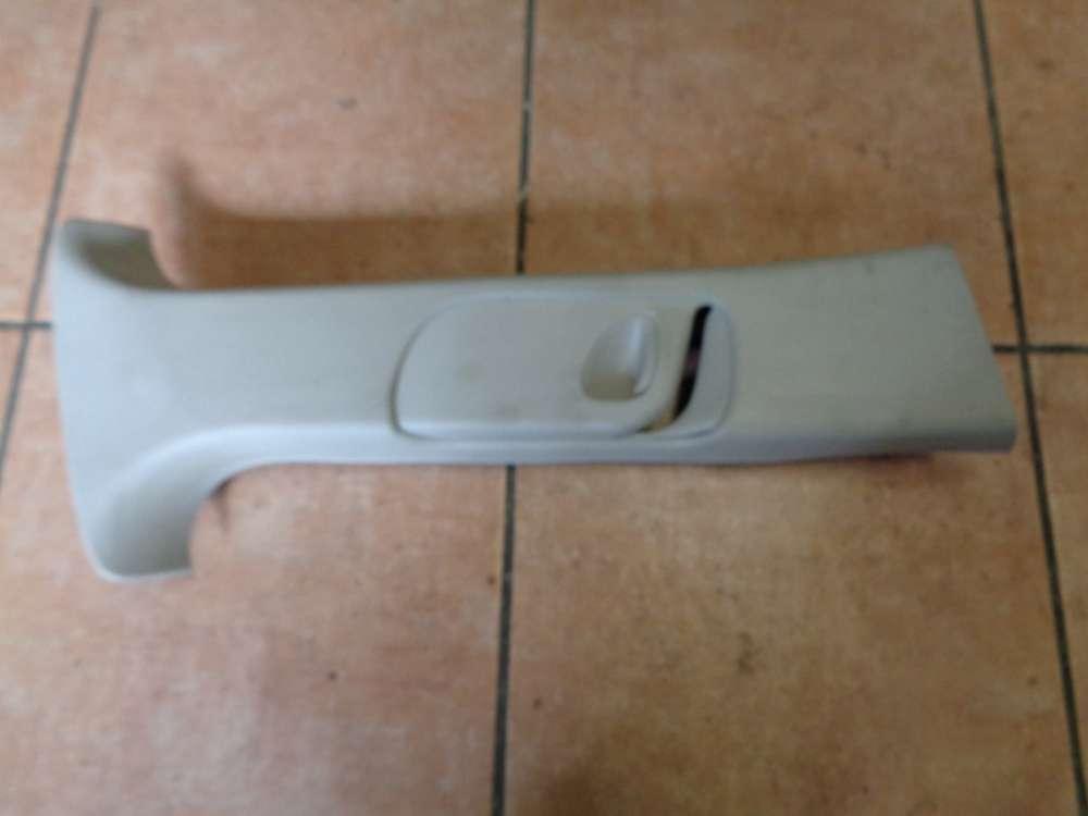 Opel Zafira A B-Säule Verkleidung Abdeckung Rechts 90579816